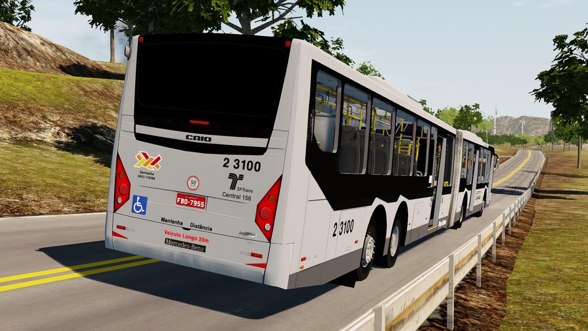 Proton Bus Simulator: Mod Caio Millennium III O500UDA BlueTec 5