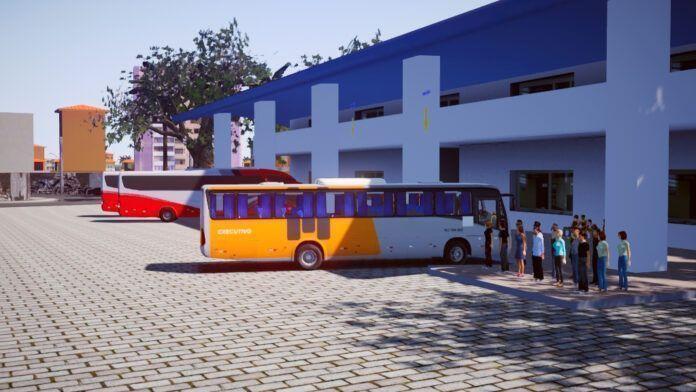 Atualização Proton Bus Simulator Road Android e PC | Novo ônibus e ...